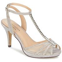 Chaussures Femme Sandales et Nu-pieds Menbur PALMA Sable irisé