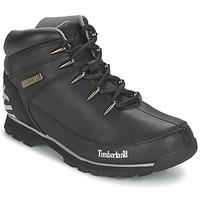 Chaussures Homme Boots Timberland EURO SPRINT HIKER Noir réfléchisant
