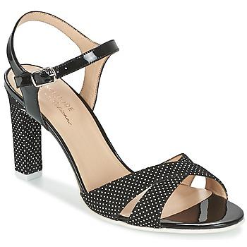 Chaussures Femme Sandales et Nu-pieds France Mode ZEN Noir