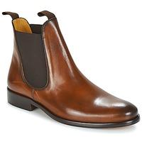 Chaussures Homme Boots Brett & Sons BERNARD Cognac