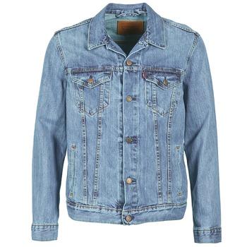 Vêtements Homme Vestes en jean Levi's THE TRUCKER JACKET Bleu