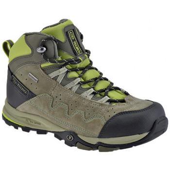 Chaussures Garçon Randonnée Tecnica Cyclone II Mid Jr Randonnée-montagne