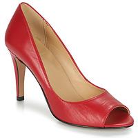 Chaussures Femme Escarpins Betty London EMANA Rouge