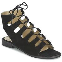 Chaussures Femme Sandales et Nu-pieds Betty London EBITUNE Noir