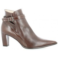 Chaussures Femme Low boots Brenda Zaro Boots cuir Marron