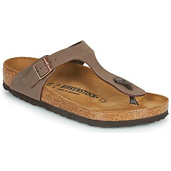 Chaussures Femme Sandales et Nu-pieds Birkenstock GIZEH Marron