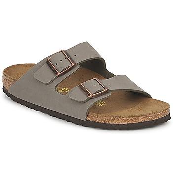 Chaussures Mules Birkenstock ARIZONA Stone