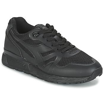 Chaussures Homme Baskets basses Diadora N9000 MM II Noir