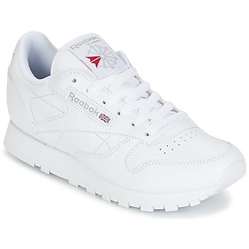 Chaussures Femme Baskets basses Reebok Classic CLASSIC LEATHER Blanc