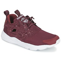 Chaussures Homme Baskets basses Reebok Classic FURYLITE SP Rouge