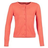 Vêtements Femme Gilets / Cardigans BOTD EVANITOA Orange