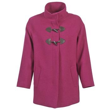 Vêtements Femme Manteaux Benetton DILO Rose