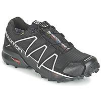 Chaussures Homme Running / trail Salomon SPEEDCROSS 4 GTX® Noir / Argent