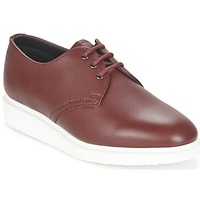 Chaussures Derbies Dr Martens TORRIANO Rouge cerise