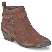 Chaussures Femme Boots Sam Edelman PACIFIC Marron
