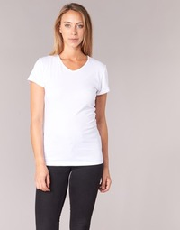 Vêtements Femme T-shirts manches courtes BOTD EFLOMU Blanc