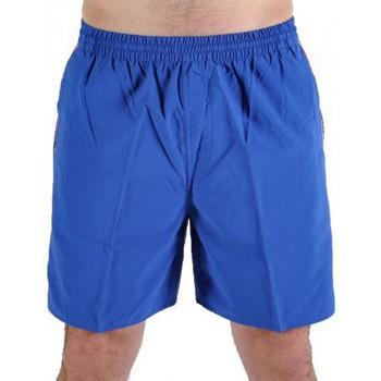 Vêtements Homme Maillots / Shorts de bain Speedo Short de bain  New Champion Bleu / Rouge Bleu
