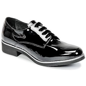 Chaussures Femme Derbies Myma PIKA Noir