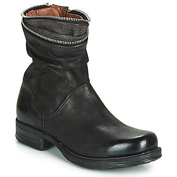 Chaussures Femme Boots Airstep / A.S.98 SAINT LA Noir