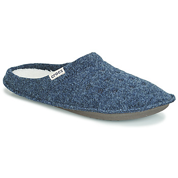 Chaussures Chaussons Crocs CLASSIC SLIPPER Marine / Rouge