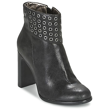 Chaussures Femme Bottines Replay WIMPOLE Noir