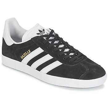 Chaussures Baskets basses adidas Originals GAZELLE Noir
