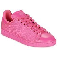 Chaussures Femme Baskets basses adidas Originals STAN SMITH Rose