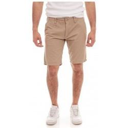 Vêtements Homme Shorts / Bermudas Ritchie BERMUDA CHINO BAGOO I Marron