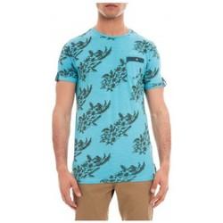 Vêtements Homme T-shirts manches courtes Ritchie T-SHIRT MANOA Bleu