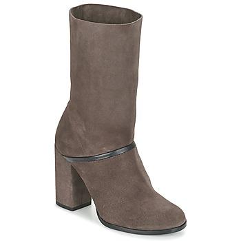 Chaussures Femme Bottes ville Castaner CAMILA Marron
