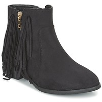 Chaussures Femme Boots Elue par nous VOPFOIN Noir