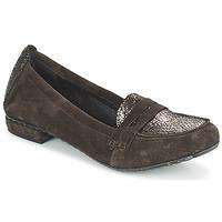 Chaussures Femme Mocassins Regard REMAVO Marron
