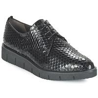 Chaussures Femme Derbies Perlato MEQUINI Noir