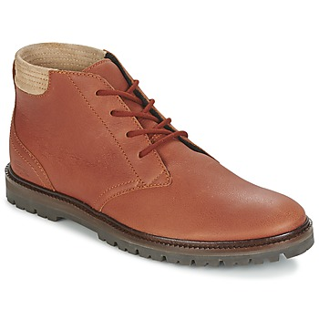 Chaussures Homme Boots Lacoste MONTBARD CHUKKA 416 1 Marron