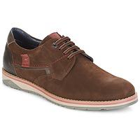 Chaussures Homme Derbies Fluchos BRAD Marron