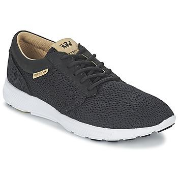 Chaussures Baskets basses Supra HAMMER RUN Noir