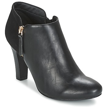 Chaussures Femme Low boots Moony Mood FADI Noir