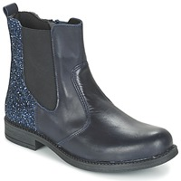 Chaussures Fille Boots Citrouille et Compagnie FAGIMO Marine