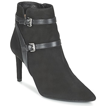 Chaussures Femme Bottines MICHAEL Michael Kors FAWN ANKLE BOOT Noir