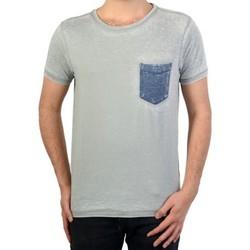 Vêtements Homme T-shirts manches courtes Petrol Industries T-Shirt  Iron Gris