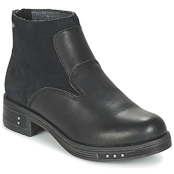 Chaussures Femme Bottines Caterpillar ZOE Black