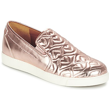 Chaussures Femme Slip ons See by Chloé SB27144 Rose doré