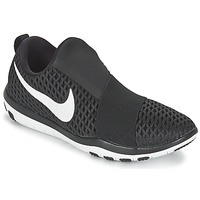 Chaussures Femme Fitness / Training Nike FREE CONNECT W Noir / Blanc