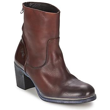 Chaussures Femme Bottines BKR LOLA Marron