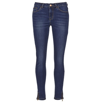 Vêtements Femme Jeans slim Yurban IFABANE Bleu