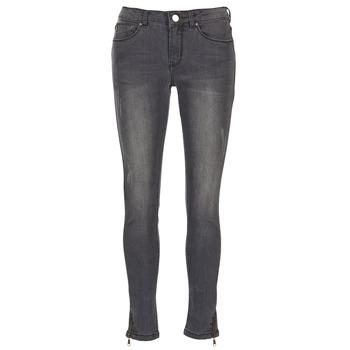 Vêtements Femme Jeans slim Yurban IFABANE Gris