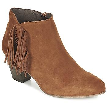 Chaussures Femme Bottines Betty London FIANIDE Noisette