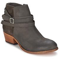 Chaussures Femme Bottines Hudson HORRIGAN Gris
