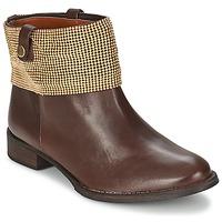 Chaussures Femme Boots Schutz WAIPOHI Marron