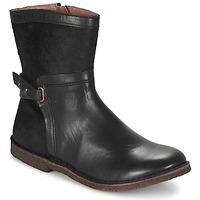 Chaussures Femme Boots Kickers CRICKET Noir